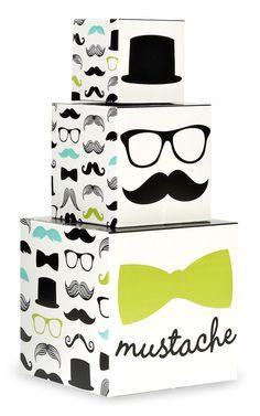 Mustache Man Centerpiece                                                                                                                                                      Más