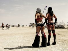 Most Amazing Photos from the World Cultures: Burning Man 2010 Begins Today (Photos)