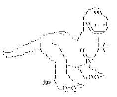 Las mejores 23 ideas de Arte ascii   arte ascii, arte