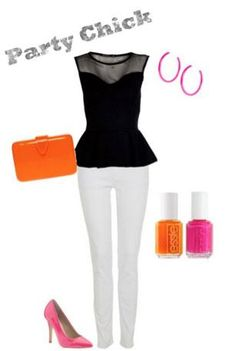 Party Chic Weekend Outfit