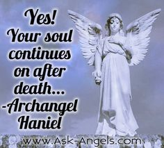 What happens after death?   Learn direct from Archangel Haniel in this Q & A channeling.