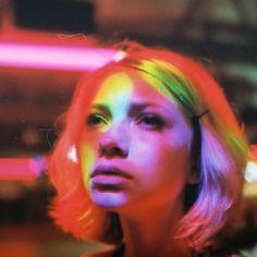 purple-proze: Tavi Gevinson by Petra Collins Tavi Gevinson, Petra Collins, Alphonse Mucha, Portraits, Foto Pose, Film Photography, Photography Lighting, Pretty People, Photoshoot