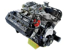 Every Single Chrysler Hemi Engine Ever Made Hemi Engine, Motor Engine, Car Engine, Performance Engines, Performance Cars, Hemi Motor, Alfa Romeo, Chrysler Hemi, Pickup Trucks
