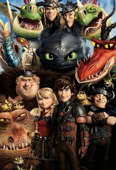 Watch five new How to Train Your Dragon 2 movie clips from the DreamWorks Animation sequel, featuring the voices of Jay Baruchel, Kit Harington, and more. Dragons Dreamworks, Dreamworks Movies, Dreamworks Animation, Disney And Dreamworks, Dragon V2, Disney Cinema, Disney Films, Illustration Manga, Hiccup And Toothless