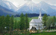 White Church, Slovakia