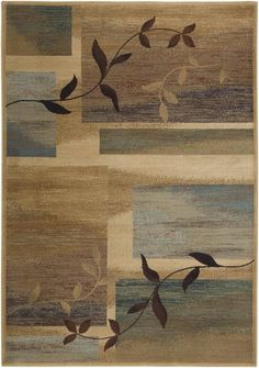 RugStudio presents Rizzy Bellevue BV-3201 Machine Woven, Good Quality Area Rug