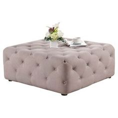 - Concept Candie Interiors offers virtual interior design services for the affordable price of $200.00 per room!  Soho Cocktail Ottoman in Beige