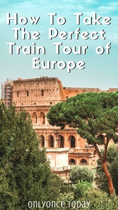 If you want the perfect European vacation by rail, try this amazing European rail train tour. This amazing tour through Europe will take you through all of the countries you'd love to visit while seeing the beaches, countysides, and more! European Vacation, European Tour, European Destination, European Travel, Europe Travel Guide, Travel Guides, Travel Destinations, Europe Budget, Europe Packing