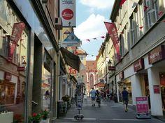 Wurzburg. Germany