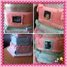My granddaughters birthday cake