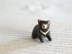 Baby bear The Totem Nursery by HandyMaiden on Etsy, $40.00