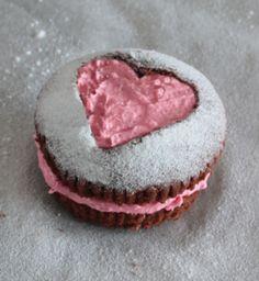 Valentijn Cupcakes