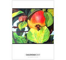 THE GARDEN OF COLORS Calendar