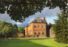 Tredegar House, Newport. The west corner of the house, seen from the Cedar Garden. National Trust (778418)