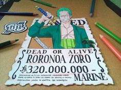 anime, one piece, and roronoa zoro image Roronoa Zoro, One Piece New World, Pirate Pictures, Pirate Names, Best Anime Shows, Ace Sabo Luffy, Real Anime, Fairy Tail Love, First Love