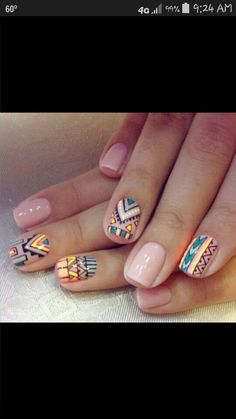 Cute tribal