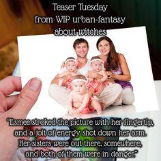 Teaser Tuesday - family