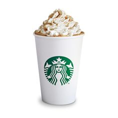 4 Surprising Facts About Starbucks' Pumpkin Spice Latte ❤ liked on Polyvore