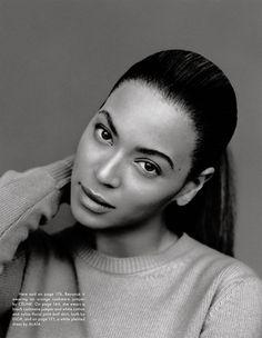 Beyonce Poses for Alasdair McLellan in The Gentlewoman S/S 2013