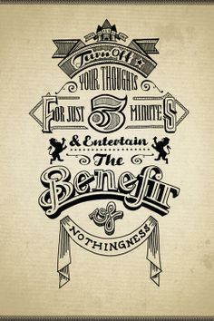 Lettering Experiments by Jon May.