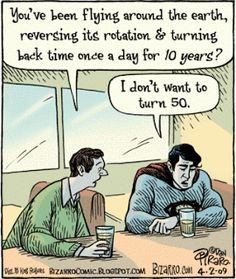 Turning 40 midlife crisis