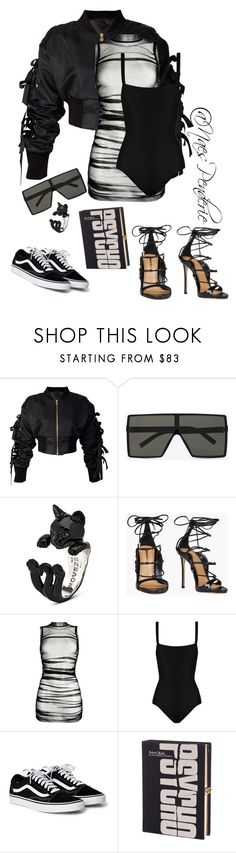 """""""Untitled #120"""" by naes-penderie on Polyvore featuring storets, Yves Saint Laurent, Dsquared2, Dolce&Gabbana, Matteau and Olympia Le-Tan"""