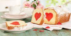 Rezept: Kuchen mit Herz