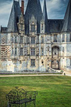 Chateau d'O, Mortree, France