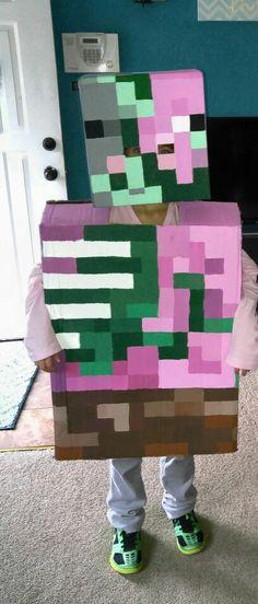 Zombie Pigman costume