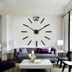 $24 FUTURE CLOCK WALL PIECE DiY 3D Wall Art Help! We need to make room in our warehouse- Get 85% Off and Free Shipping when you order today! * Available While Supplies Last. So why choose WALL JAZZ AR