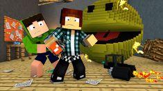 Minecraft : PAC-MAN GIGANTE  !! - Aventuras Com Mods #29