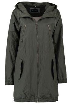 Barbour vintage duralinen force parka jacket