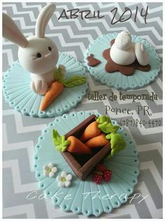 Cake Therapy:    Easter Baby