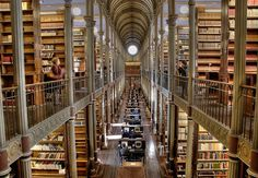 Biblioteca de la Universidad de Copenhage