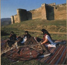 Dagestan traditional tribal rugs in caucasian mounts… Russian Federation. Persian Carpet, Persian Rug, Turkish People, Old Ones, Vintage Textiles, Star Patterns, Life Inspiration, Boho Pillows, Tribal Rug
