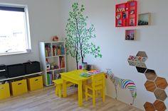 Så fint børneværelse fra: www.denormale.com