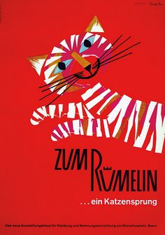 By Donald Brun, 1976, Zum Rümelin.