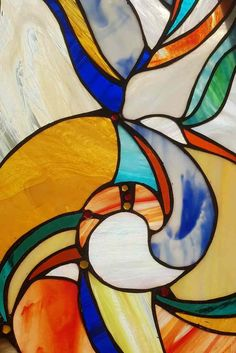 Vitralii decorative Abstract, Artwork, Summary, Work Of Art, Auguste Rodin Artwork, Artworks, Illustrators