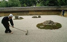 Kyoto's Ryoan-ji is the world's most famous Zen garden