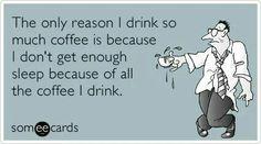Coffee Humor ❤☕⭐