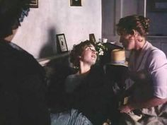 Marianne:  What care I for colds when there is such a man?  Elinor: You will care very much when your nose swells up.  Sense and Sensibility.  Ang Lee.  1995