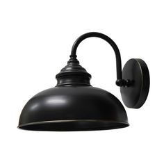 Shop for AA Warehousing 1 Light Outdoor Wall Mounted Light In Oil Rubbed Bronze. Get free delivery On EVERYTHING* Overstock - Your Online Outdoor Lighting Store! Get in rewards with Club O! Outdoor Wall Mounted Lighting, Outdoor Barn Lighting, Outdoor Flush Mounts, Outdoor Sconces, Outdoor Wall Lantern, Sconce Lighting, Outdoor Walls, Backyard Lighting, Farmhouse Lighting
