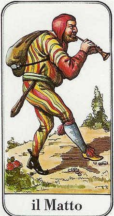 The Fool - Tarocco della Musica