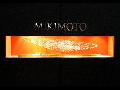 Visual: MIKIMOTO- Vidrieras de Tokyo