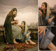 Iman Maleki art
