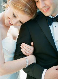 Sweet midwest wedding: http://www.stylemepretty.com/oklahoma-weddings/oklahoma-city/2015/05/28/traditional-oklahoma-city-navy-and-gold-wedding/ | Photography: Amanda Watson - http://amandawatsonphoto.com/