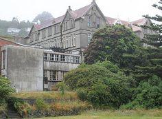 Erskine College, Wellington, New Zealand - long since closed