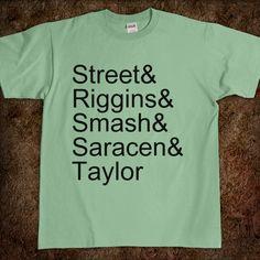 Someone please buy me this shirt! Original Team - Friday Night Lights