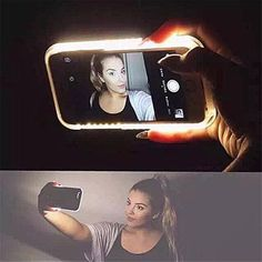 [In stock] Best selfie Phone case For 6 6s plus 5 5s iPhone 7 7 PLUS case LED Selfie Case Light Flash Luminous Self Back Cover *** Posetite ssylku izobrazheniya boleye podrobnuyu informatsiyu.
