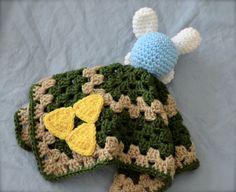 Legend+of+Zelda+Fairy+Lovey+Blanket+security+blanket+by+RindCounty